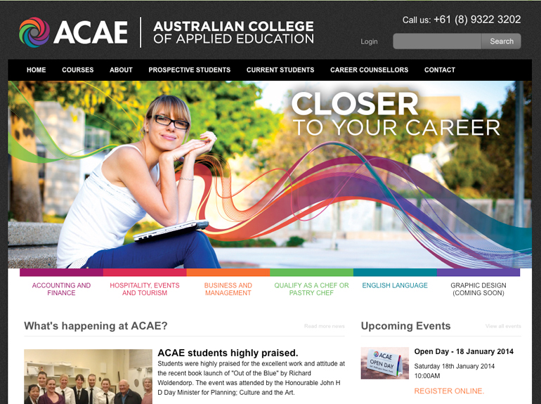 Australian College of Applied Education