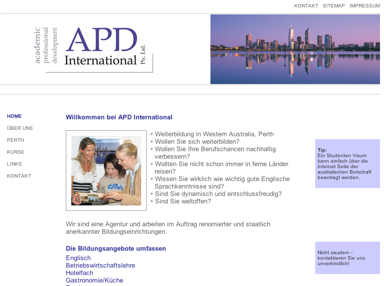 APD International