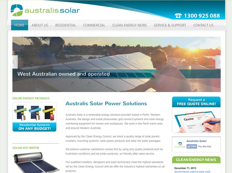 Australis Solar
