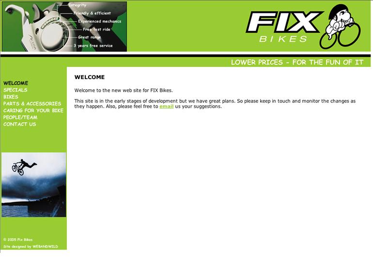 Fixbikes