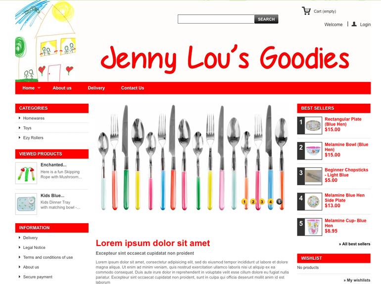 Jenny Lou's Goodies