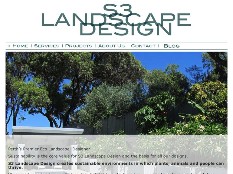 S3 Landscape Design