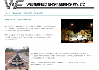Westerfeld Engineering